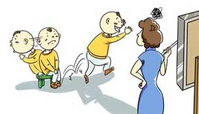 小孩多动症有哪些症状