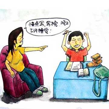孩子做作业拖拉怎么办?